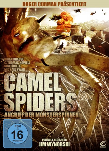 Camel Spiders – Angriff der Monsterspinnen (Film)