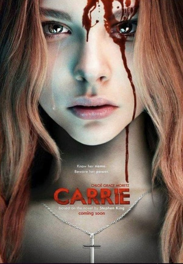 Carrie - 2013 - Fan Poster