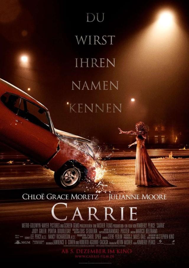 Carrie - Deutsches Kinoposter 2
