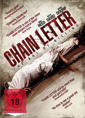 Chain Letter – The Art of Killing (Film)
