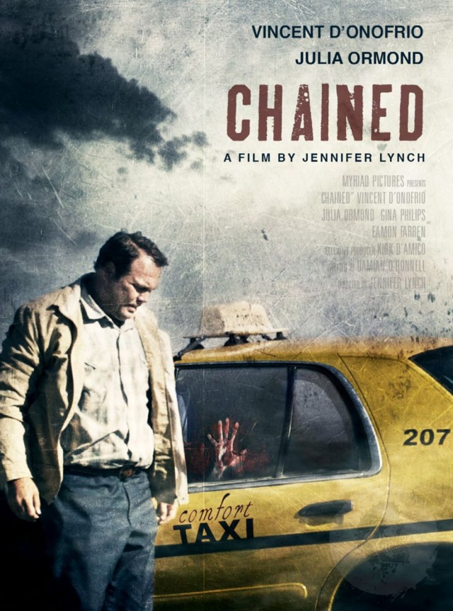 Chained International Teaser Poster