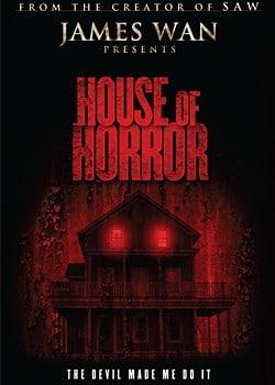 House of Horror US Teaser Poster