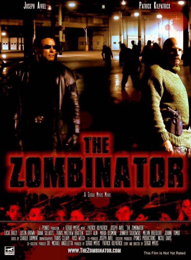 The Zombinator Kinoplakat Poster