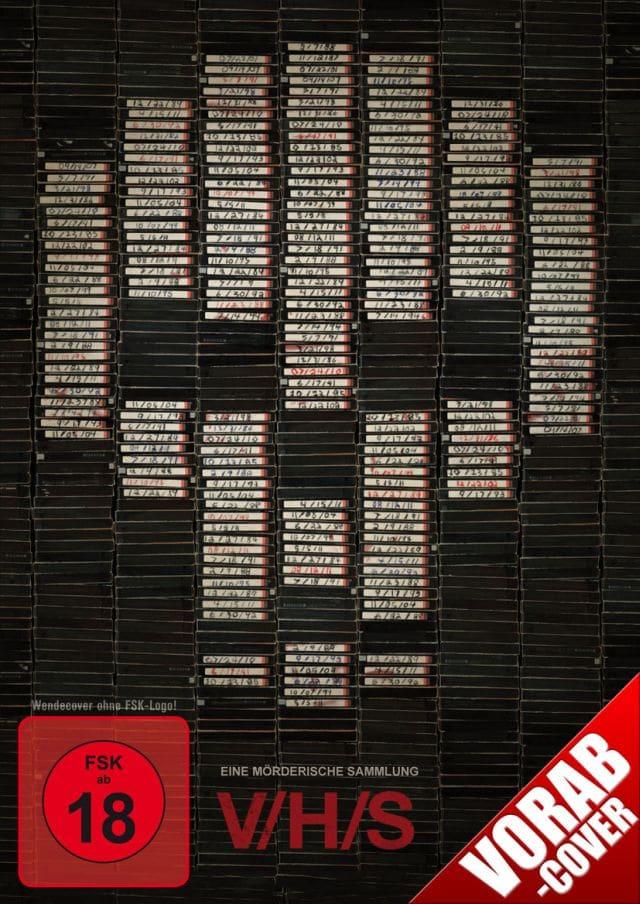VHS - Eine mörderische Sammlung DVD FSK 18