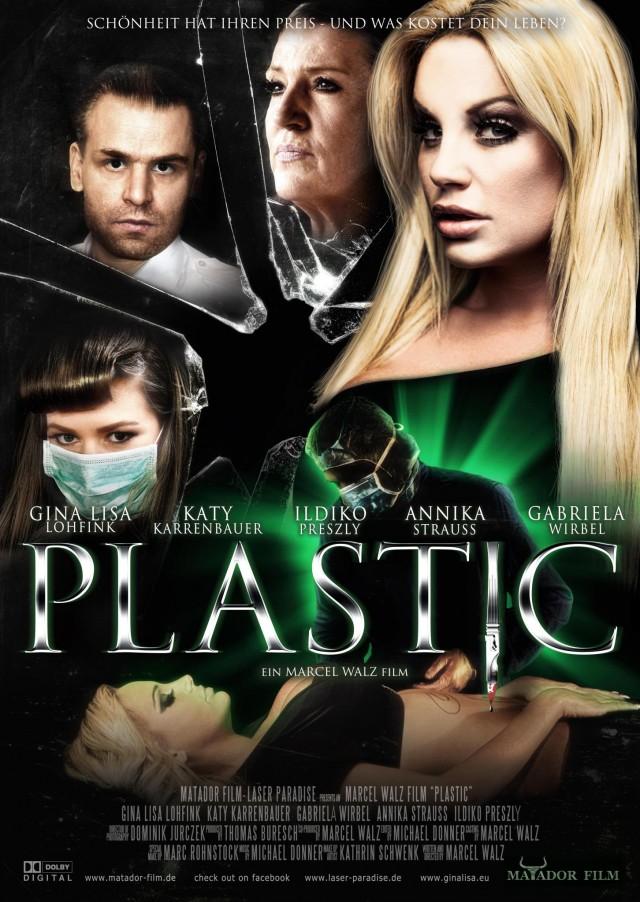 Plastic Plakat Kinostart