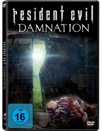 Resident Evil: Damnation (Film)
