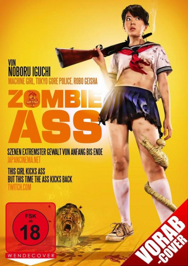 Zombie Ass Vorabcover