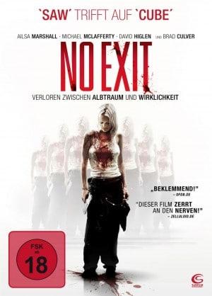 No Exit – Verloren zwischen Albtraum und Wirklichkeit (Film)