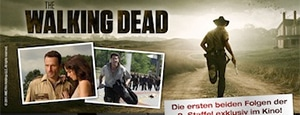 The Walking Dead Staffel 2: Kostenlose Kinopreview am 26. Oktober 2012