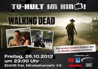 The Walking Dead – Die komplette zweite Staffel im Kino