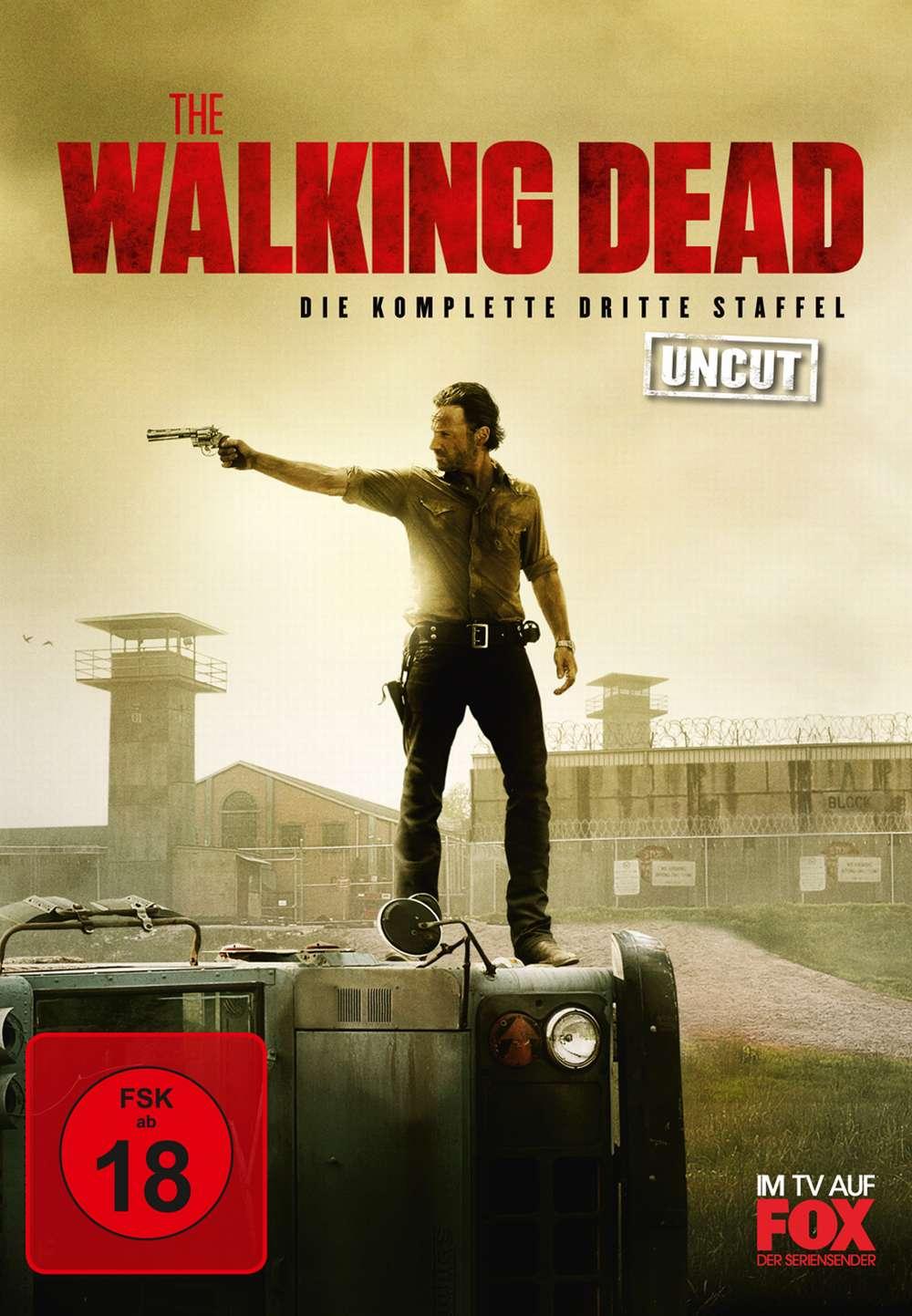 Wann Kommt Walking Dead Staffel 6 Auf Dvd