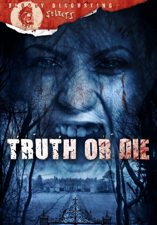Truth Or Die - US Teaser Poster