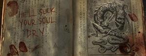 Evil Dead: Erste Bilder vom Höllenbuch online