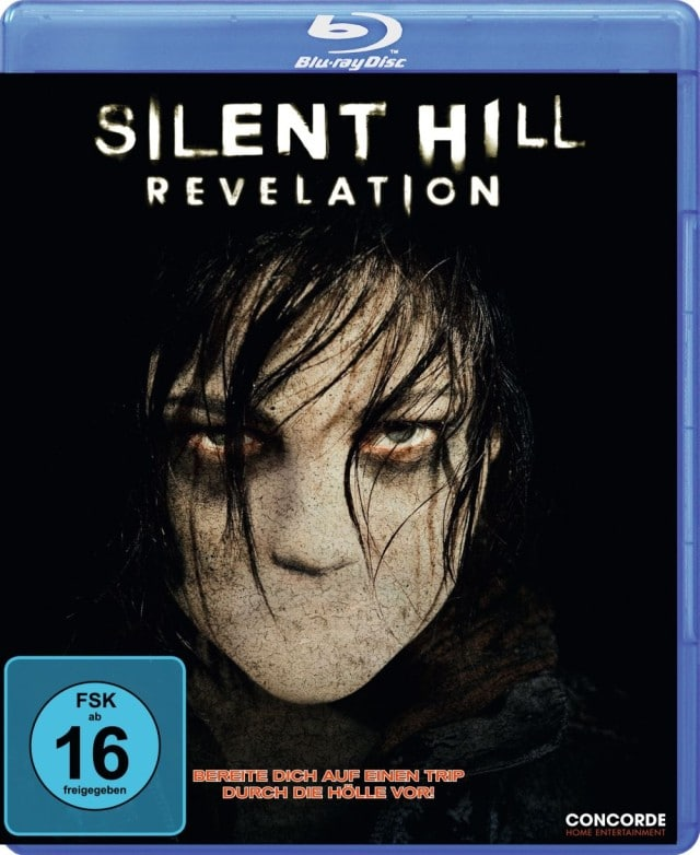 Silent Hill - Revelation - Blu-ray Cover
