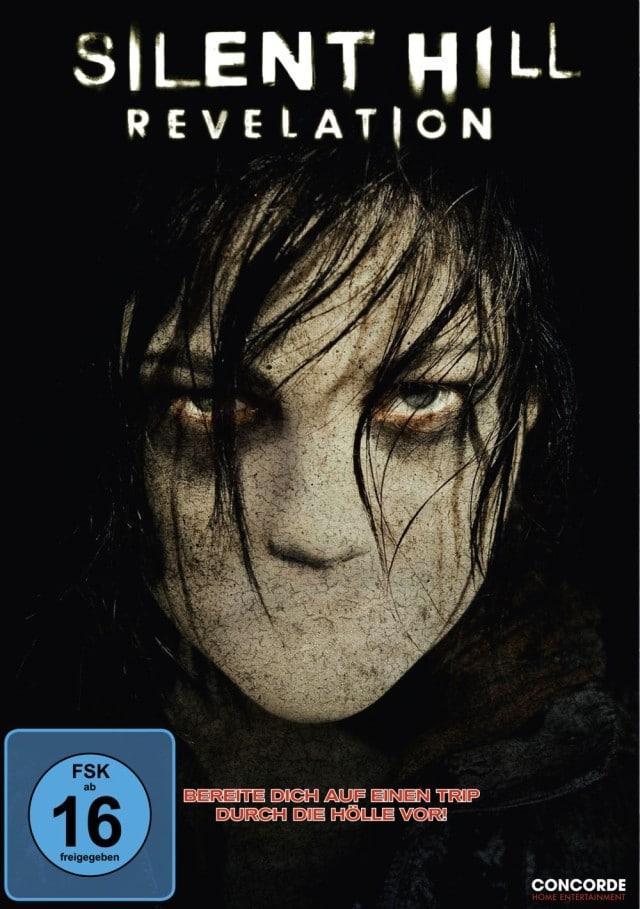 Silent Hill - Revelation - DVD Cover
