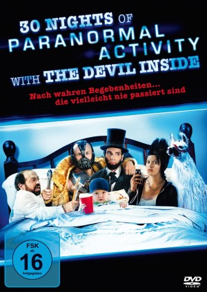 30 Nights of Paranormal Activity with the Devil inside (Film)