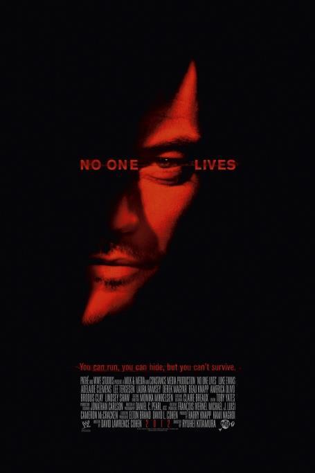 No One Lives - US Plakatmotiv