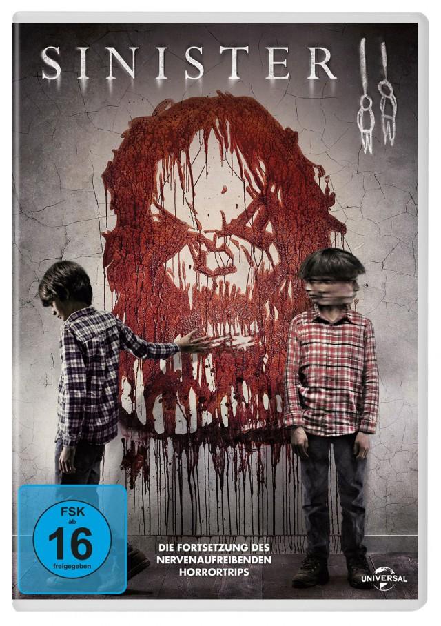 Sinister 2 - DVD Cover