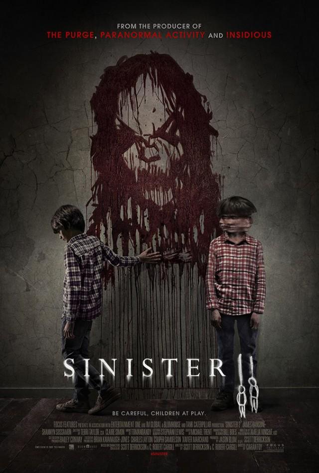 Sinister 2 - US Kino Teaserposter