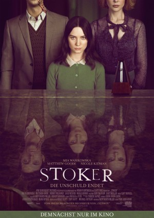 Stoker - Kinoplakat