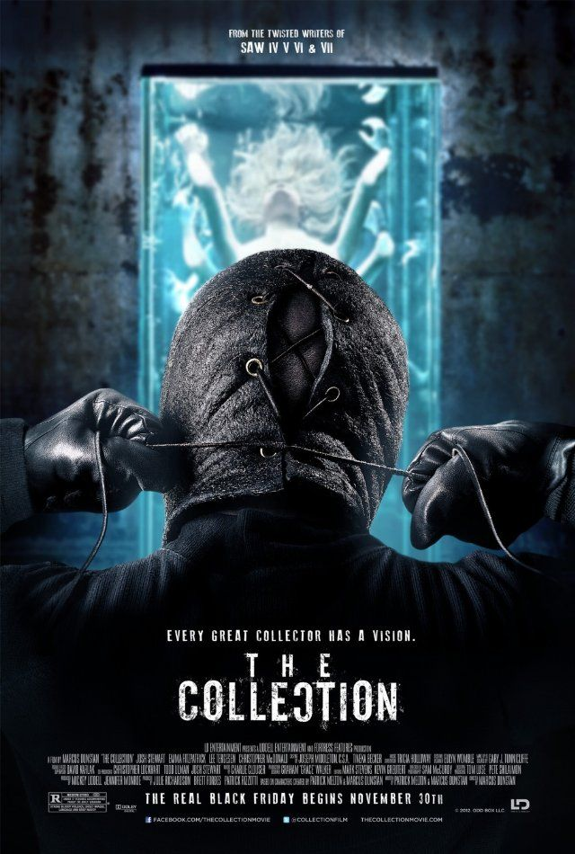The Collection – The Collector 2 - Teaser Poster