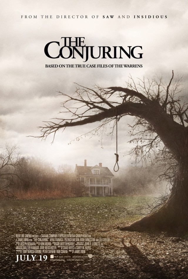 The Conjuring . US Kinostart Poster