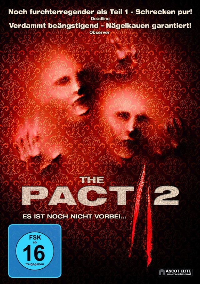 The Pact 2 - DVD Cover FSK 16