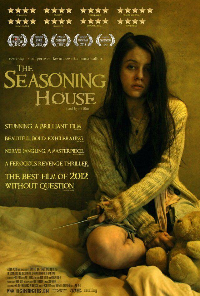 The Seasoning House - Festival Poster
