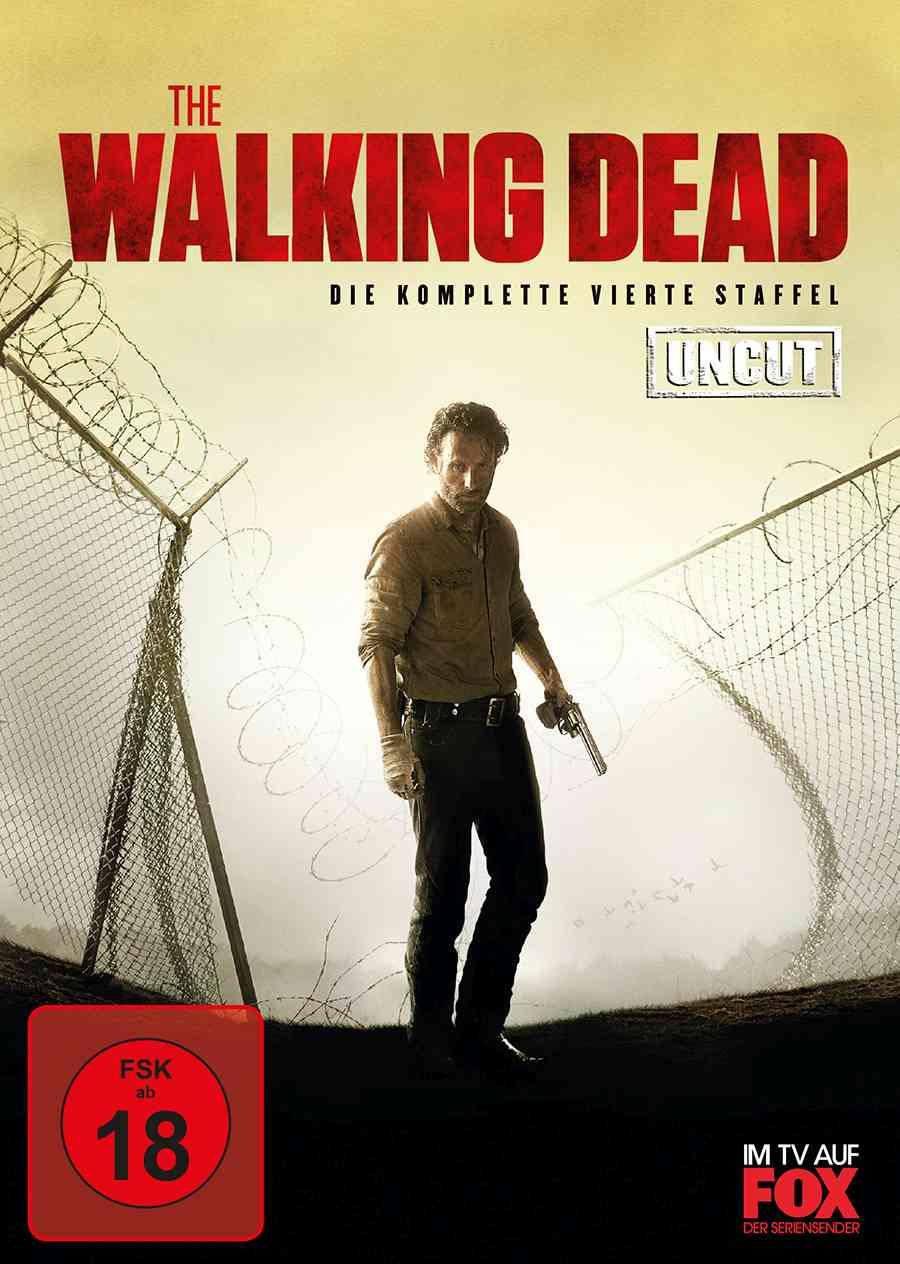 Staffel 4 Walking Dead