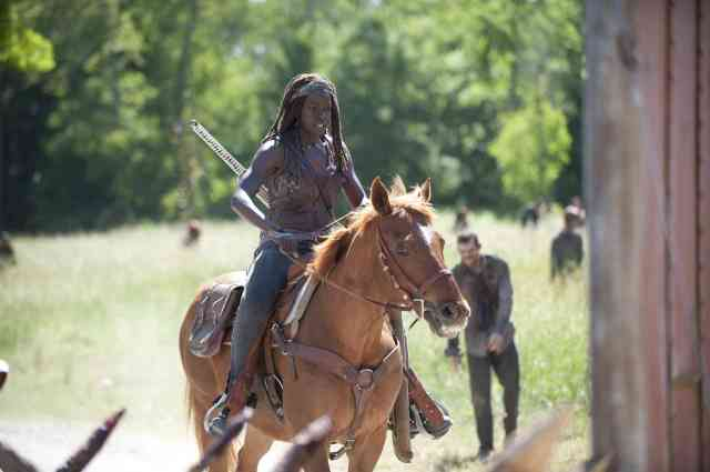 The Walking Dead Staffel 4 Szenenbild 7