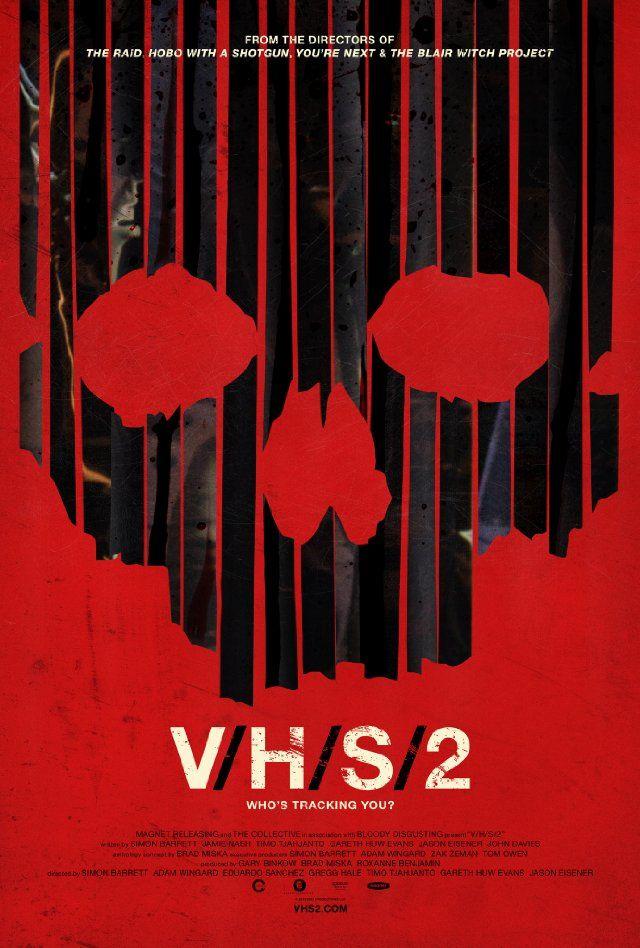 VHS 2 US Teaser Poster