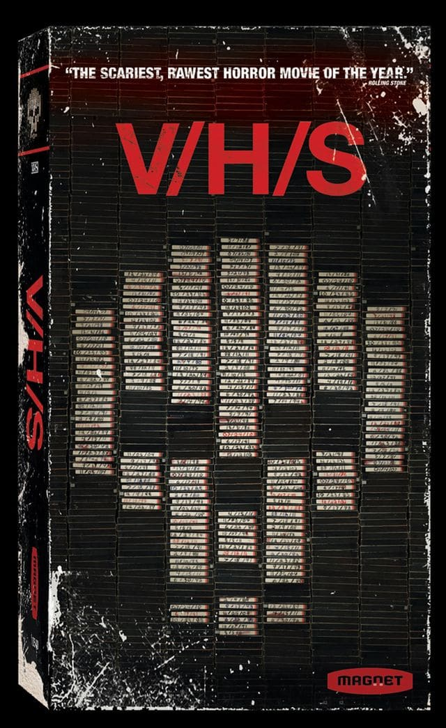 vhs - vhs cover