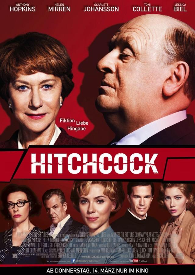 Hitchcock - Deutsches Kinoposter