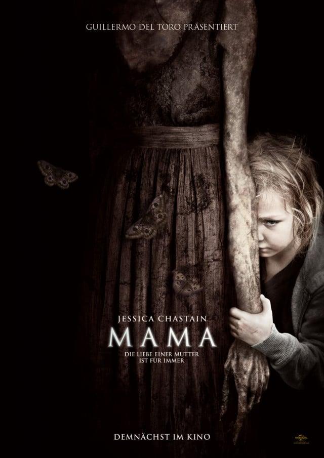 Mama - Deutsches Kinoposter