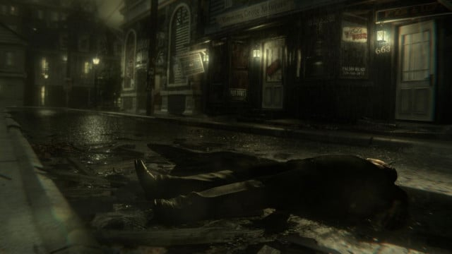 Murdered - Soul Suspect - Erster Screenshot