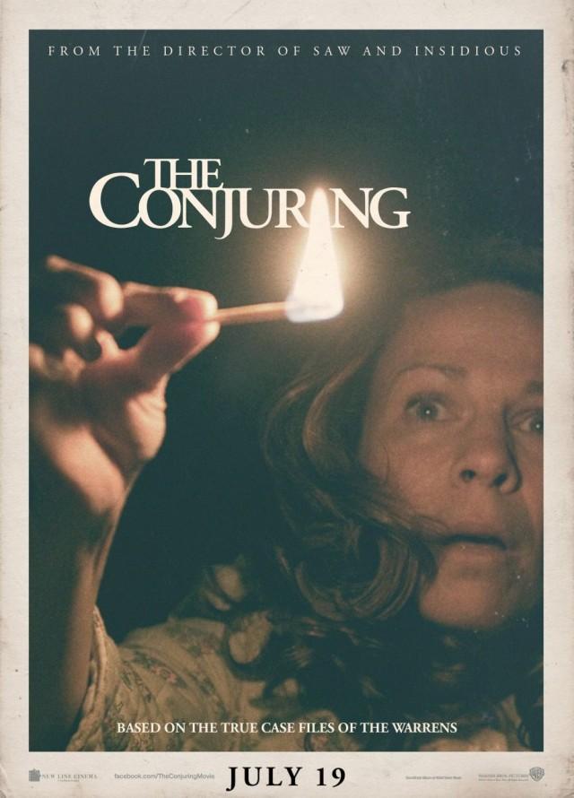 The Conjuring - Teaser Poster - US Kinostart