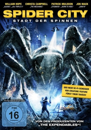 Spider City – Stadt der Spinnen (Film)
