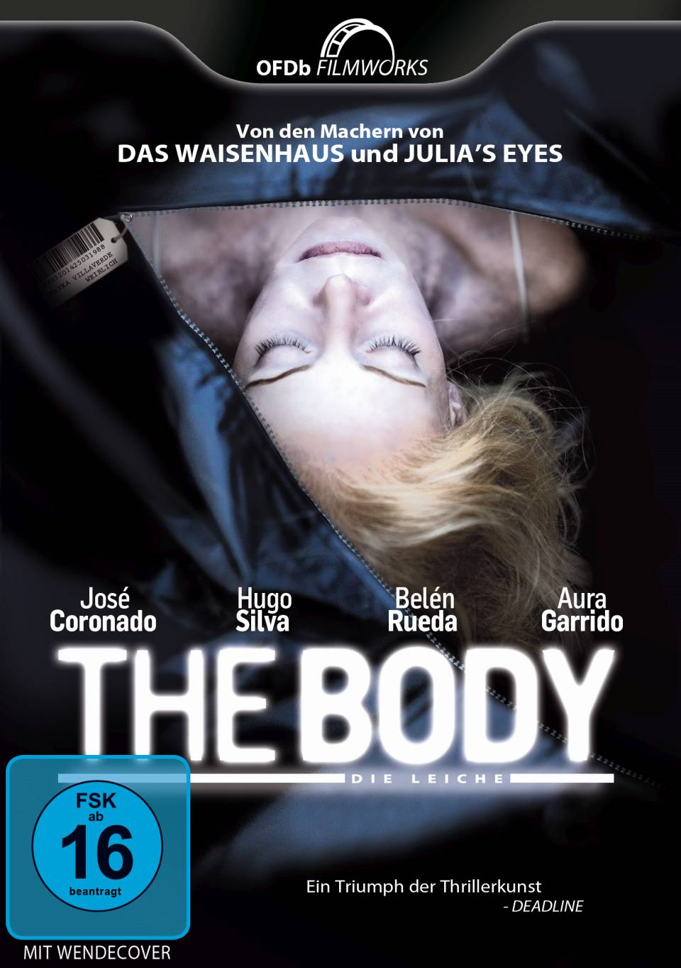the body film