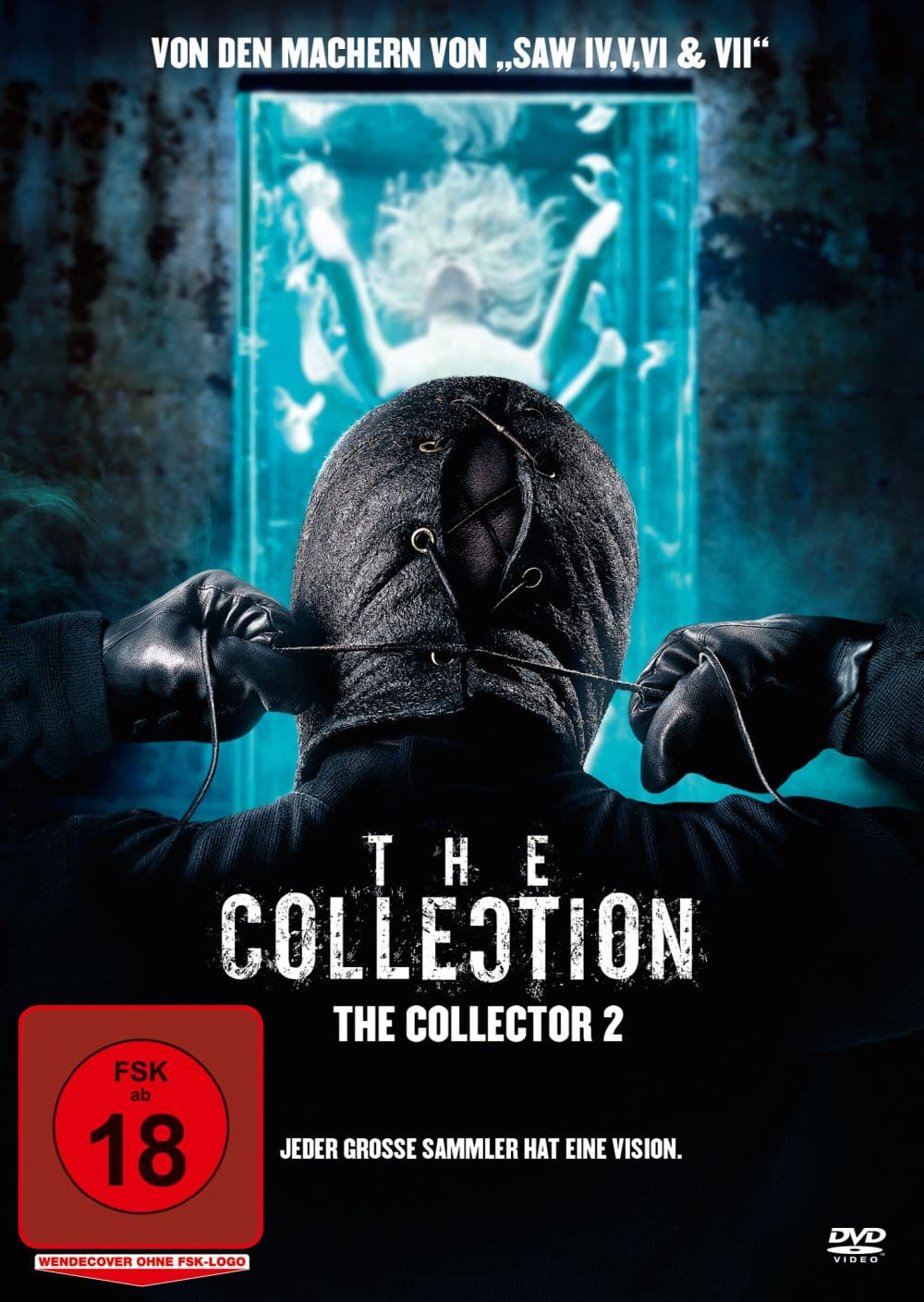 the collection the collector 2 film 2012 scary. Black Bedroom Furniture Sets. Home Design Ideas