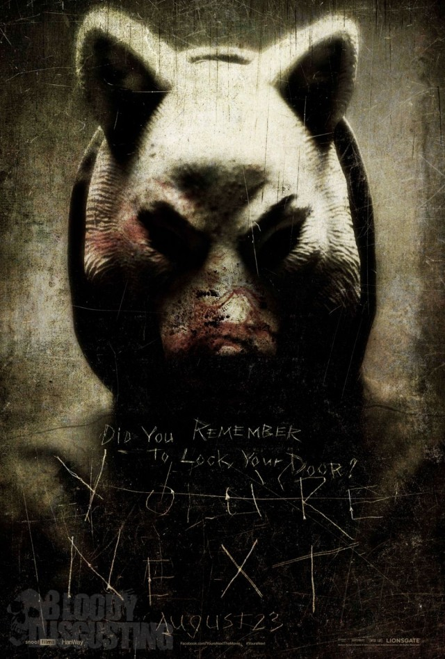 You're Next - Animal Poster #1