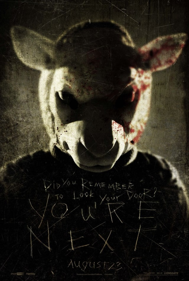 You're Next - Animal Poster #2