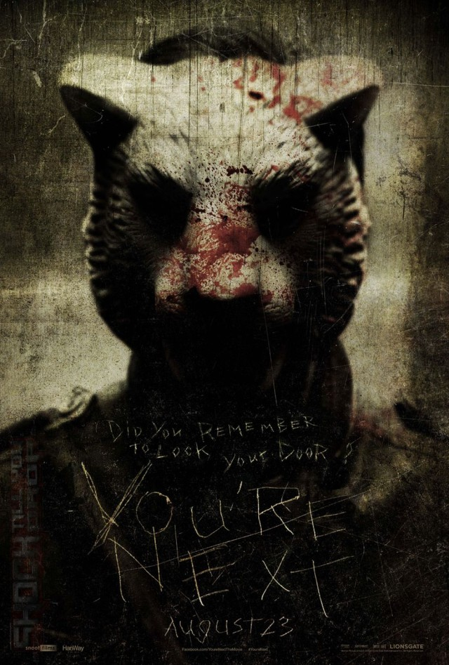 You're Next - Animal Poster #3