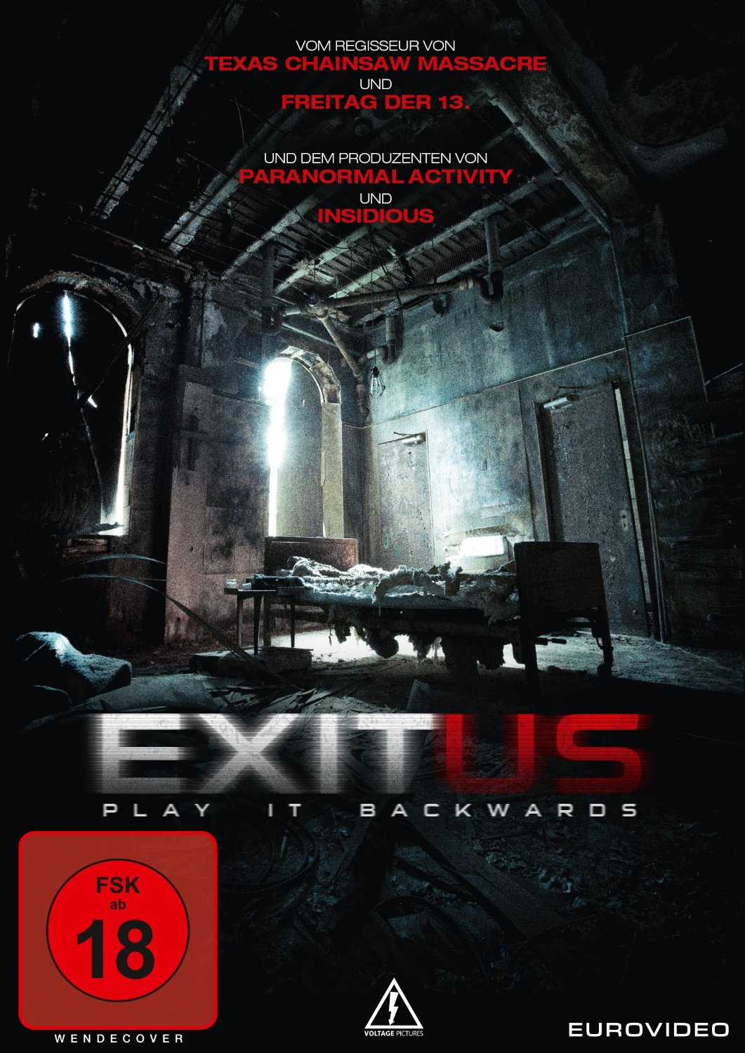 Exitus Play It Backwards Stream