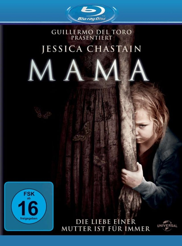 Mama - Blu-ray Cover FSK 16