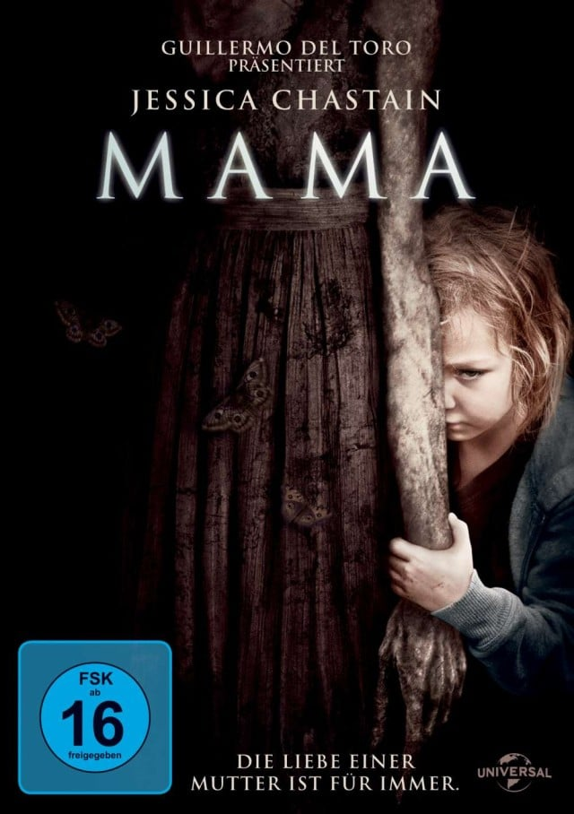 Mama - DVD Cover FSK 16