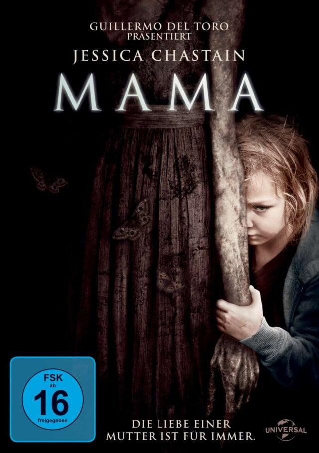 Mama - DVD Cover FSK 16