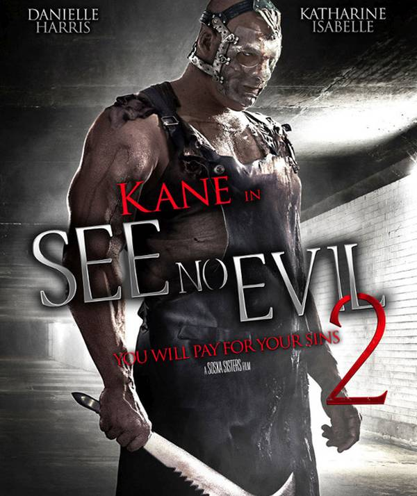 See No Evil 2 - Teaser Artwork