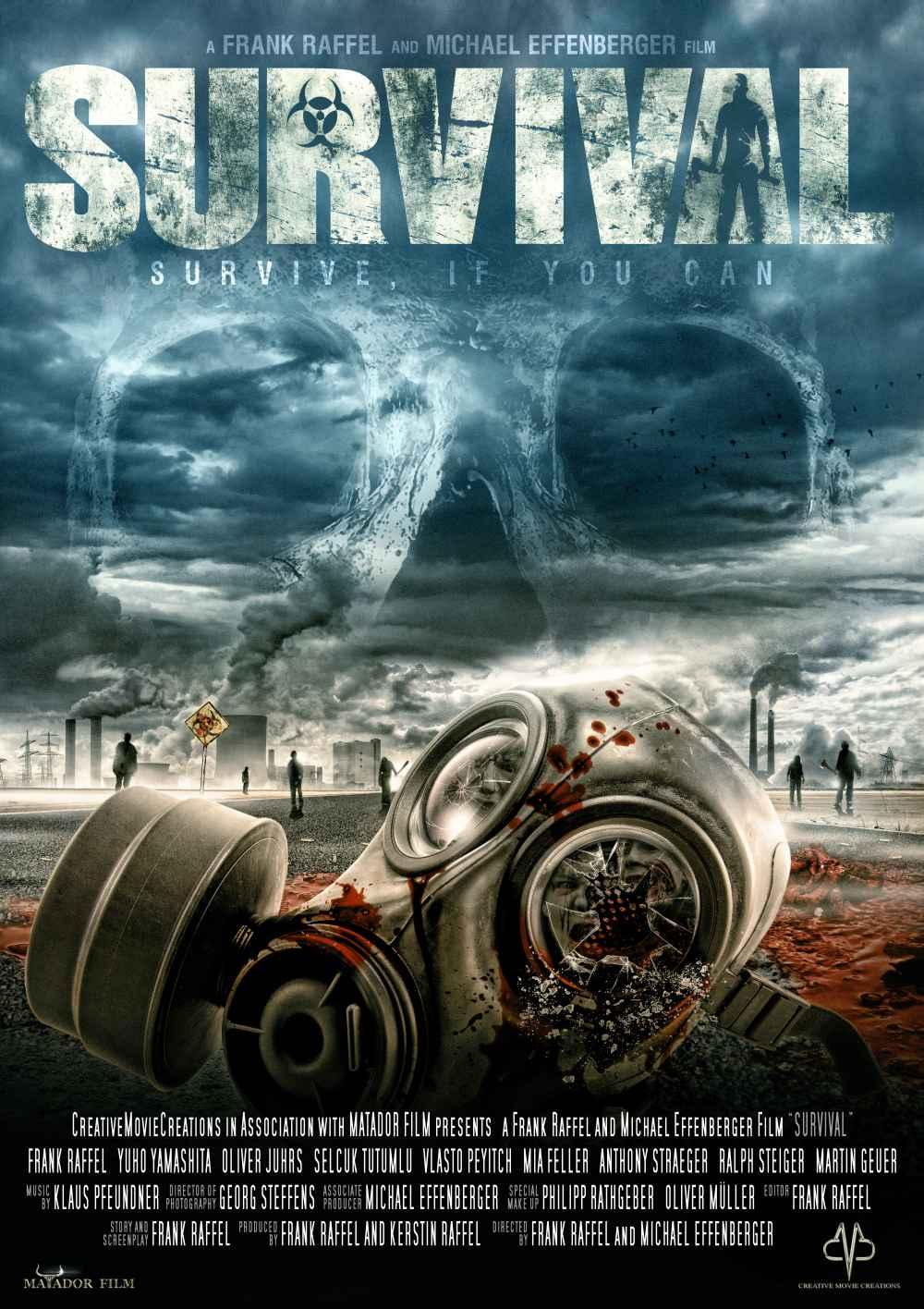 Survival movies on hulu july