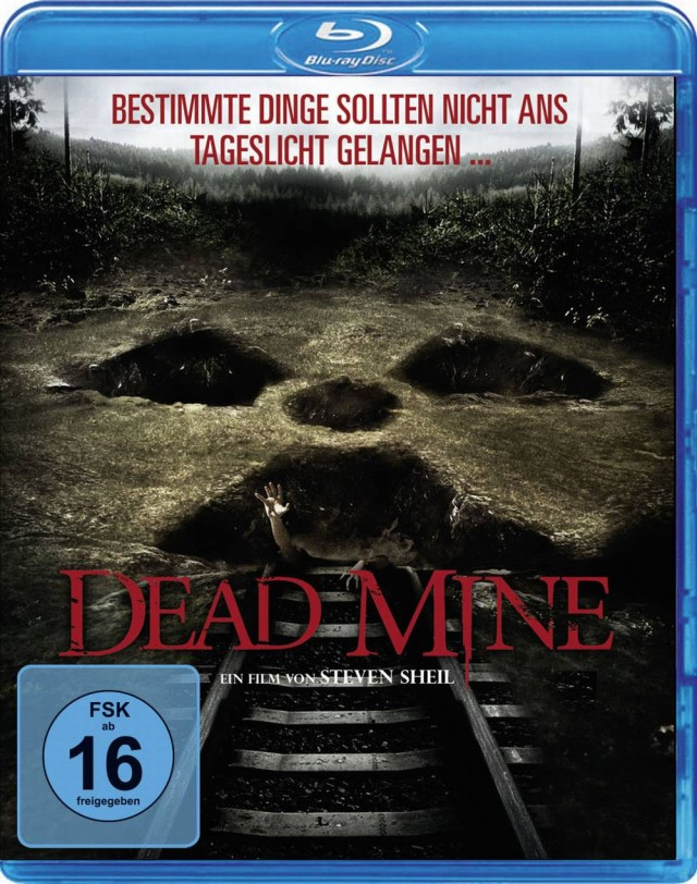 Dead Mine - Blu-ray Cover FSK 16
