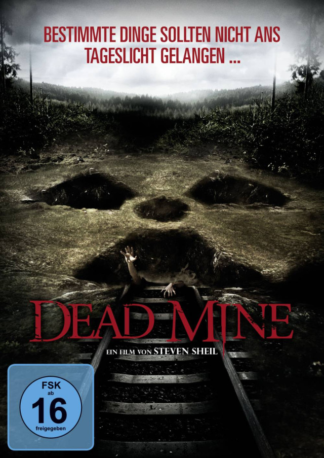 Dead Mine - DVD Cover FSK 16
